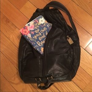 Super Fine Small Leather Backpack Mint!!!